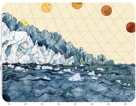 Climate Change Art Piece