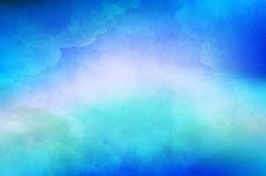 A blue and green abstract image signifying past experience and trauma