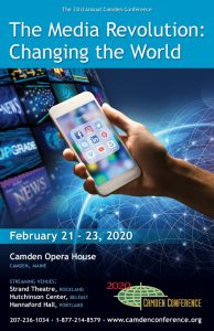 poster for Camden Conference 2020