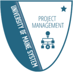 UMaine Project Management Badge