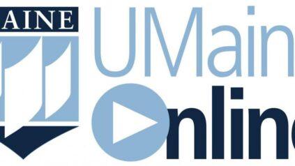 UMaine Online logo