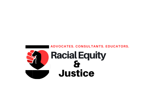 Racial Equity & Justice logo