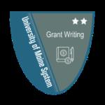 Grant Writing Level 2 Badge